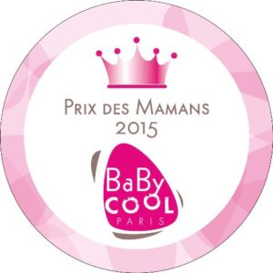 Médaille Prix des mamans 2015 Potette Plus