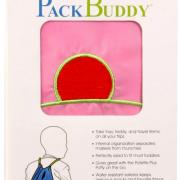 Packaging du  sac à dos Potette Plus rose