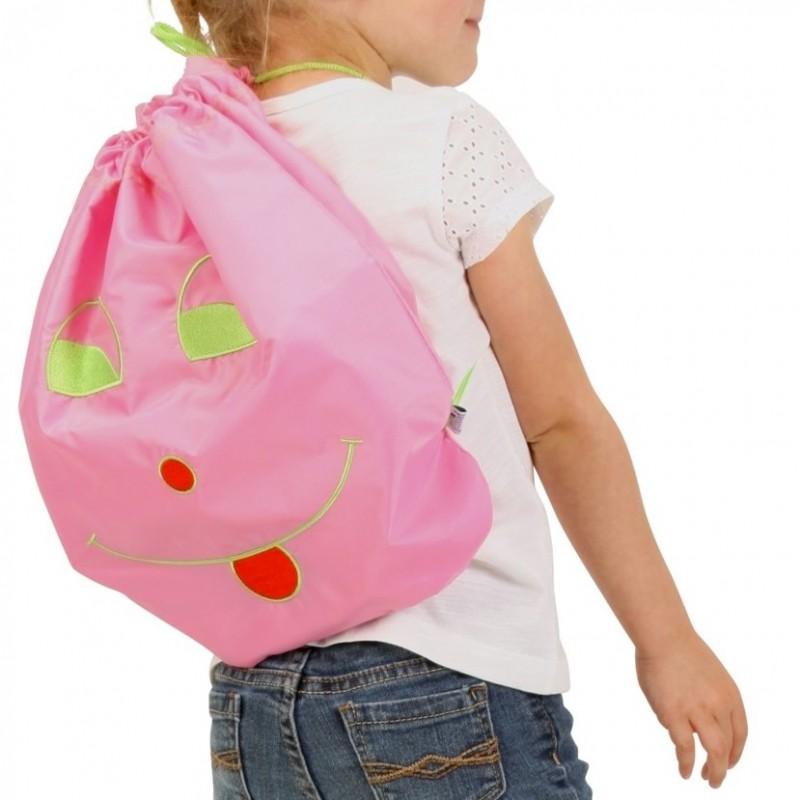 sac à dos rose Potette Plus