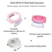 Pack-multifonctions-pot-rose-clair-avec-recharge-reutilisable-rose